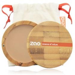 Poudre compacte 302 beige orangé