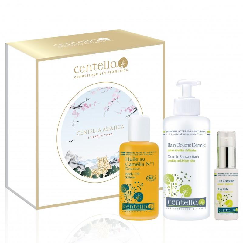 Coffret Rituel Aromatique Corps Centella