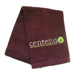 Serviette brodée Centella