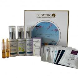 Box Découverte Centella Hydraflore cosmétique Bio Française